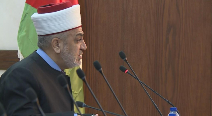 وزير الاوقاف والشؤون والمقدسات الإسلامية الدكتور محمد الخلايلة