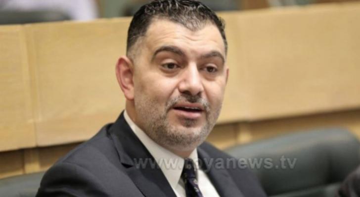 وزير العمل نضال فيصل البطاينة