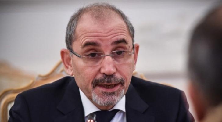 الصفدي يؤكد دعم الاردن لجهود التوصل لحل سياسي في سوريا