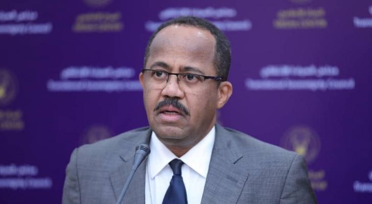 وزير الصحة السوداني أكرم علي