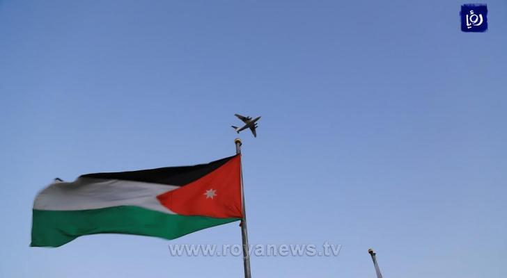 سماء العاصمة عمان