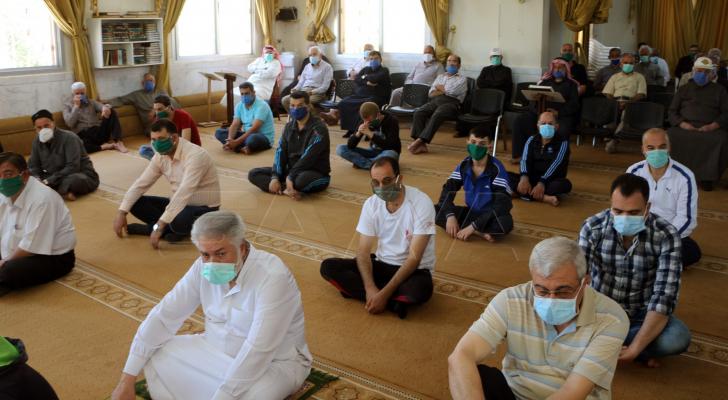 مساجد سوريا تفتح أبوابها