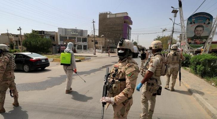العراق.. فرض حظر شامل للتجول خلال عيد الفطر