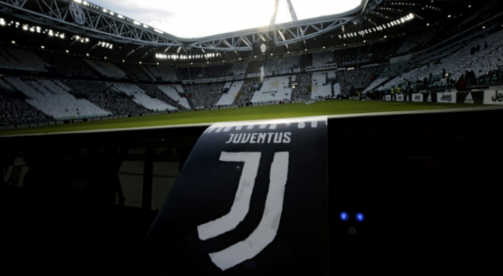 ملعب نادي يوفنتوس الإيطالي في مدينة تورينو في صورة مؤرخة 22 كانون الثاني 2017