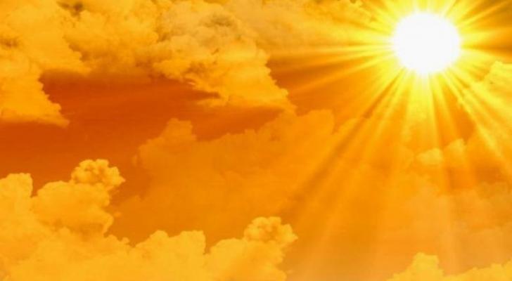 ازدياد تأثير الكتلة الهوائية الحارة على المملكة الأحد
