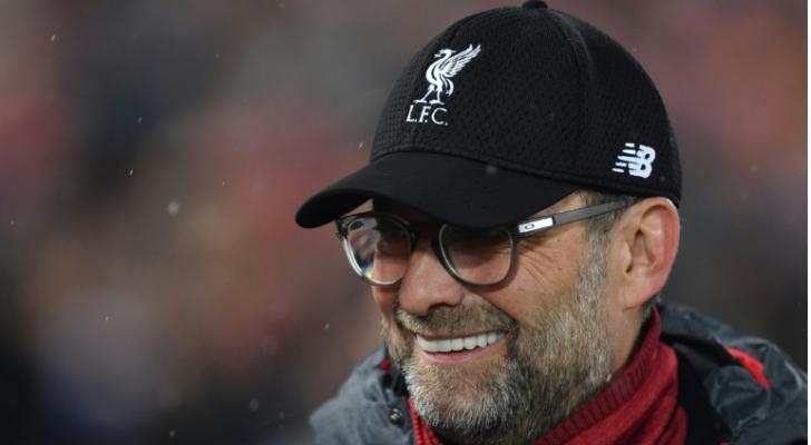 يسعى كلوب الى رفع الضغوط عن لاعبي ليفربول قبل استئناف الدوري الانكليزي