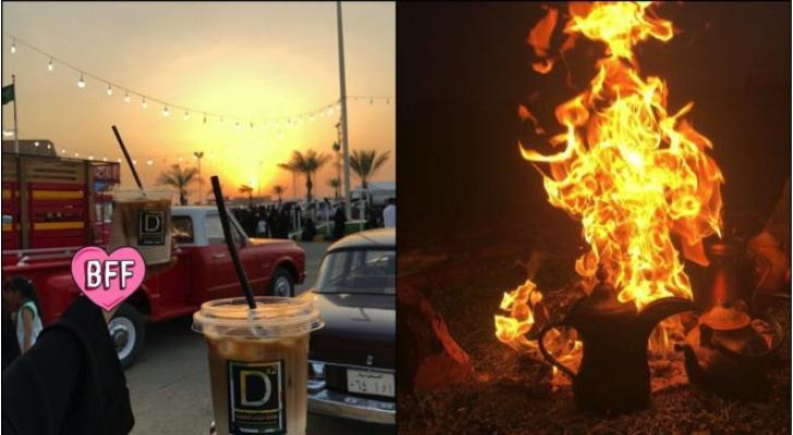 """""""مرزوقة"""" أم """"أبو قحط"""": قصة صورتين أشعلتا تويتر"""