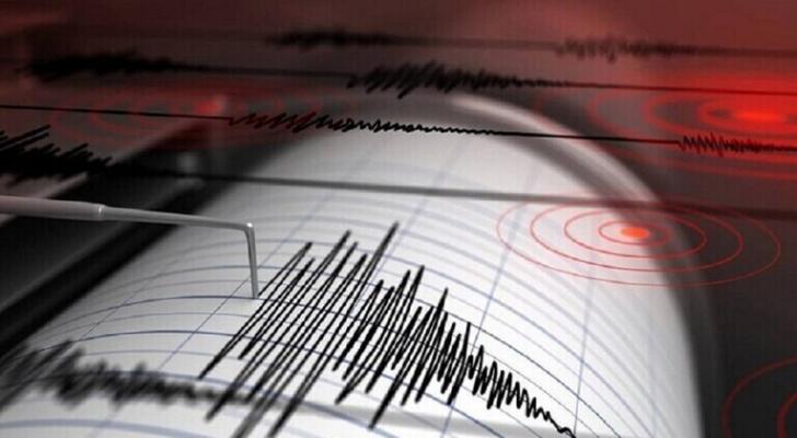 زلزال بقوة 6.2 يهز منطقة وسط البحر الأبيض المتوسط
