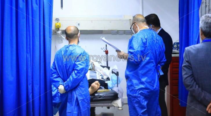 لجنة الأوبئة: توسيع تعريف المشتبه بإصابته بفيروس كورونا