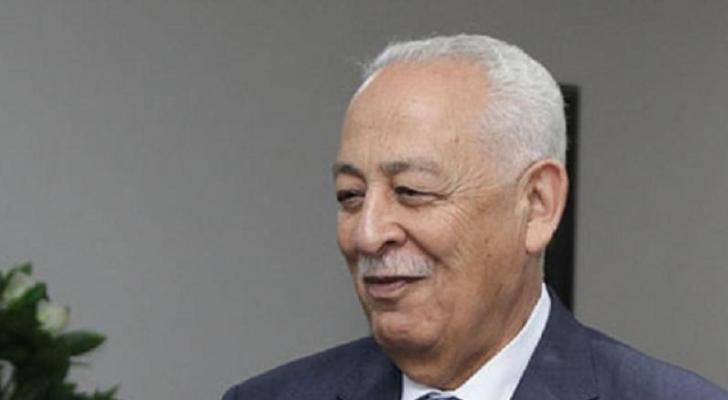 رئيس الديوان الملكي الهاشمي يوسف حسن العيسوي