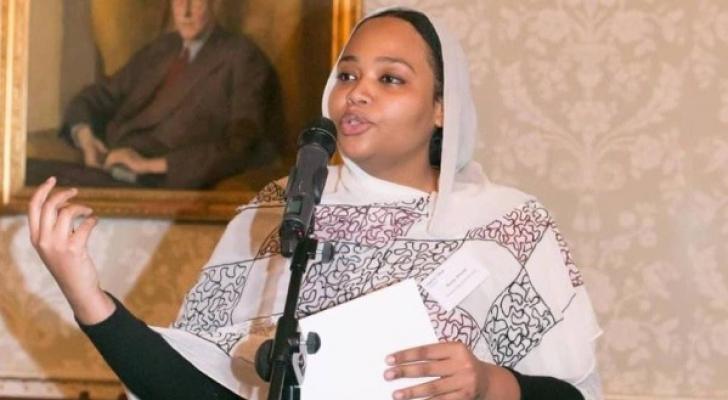 وزيرة الشباب والرياضة السودانية، ولاء البوشي