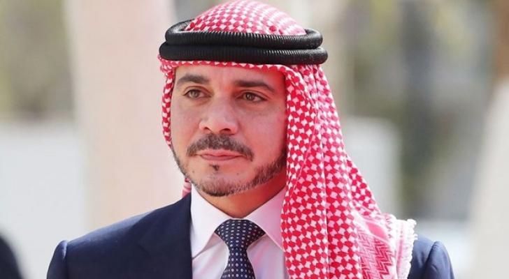 سمو الامير علي بن الحسين