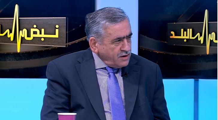 الناطق الإعلامي باسم اللجنة الوطنية للأوبئة الدكتور نذير عبيدات