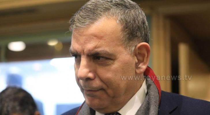 وزير الصحة الدكتور سعد جابر - ارشيفية