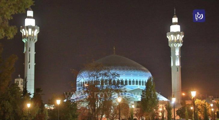 مسجد الملك المؤسس