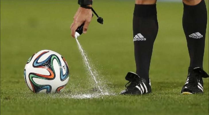 حكم كرة قدم