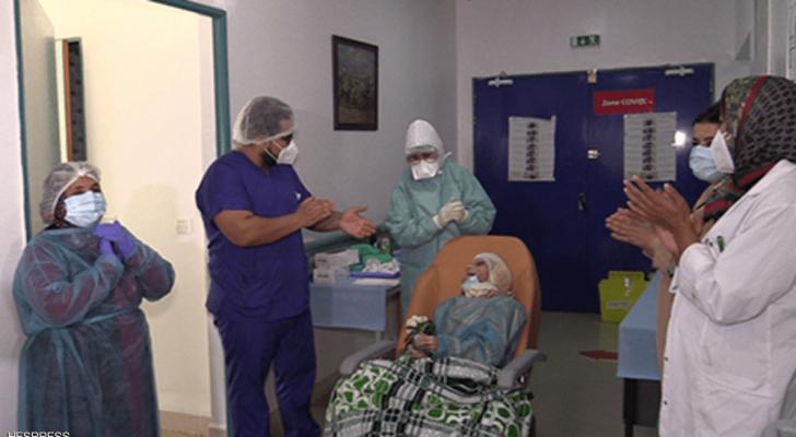 عجوز مغربية تهزم كورونا.. في سن 110 أعوام