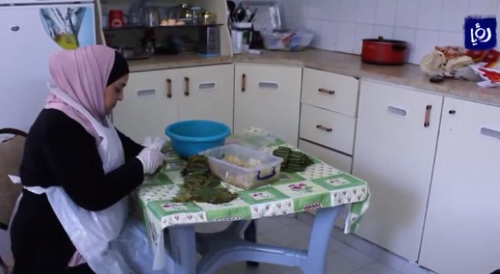 ظروف كورونا تنعش مشاريع المطابخ الإنتاجية في المنازل