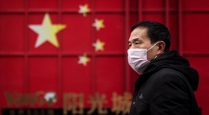 الحكومة الصينية ستقدممساعدات طبية للأردن لمكافحة كورونا