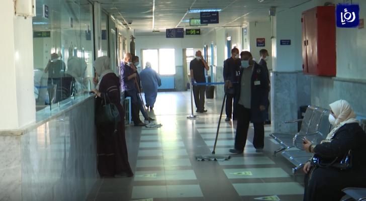 عودة عيادات وزارة الصحة للعمل بعد انقطاع لشهرين ونصف