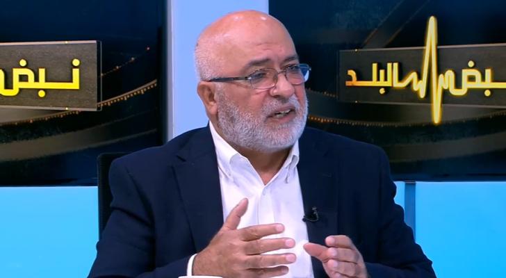 وزير الشؤون البرلمانية والسياسية موسى المعايطة
