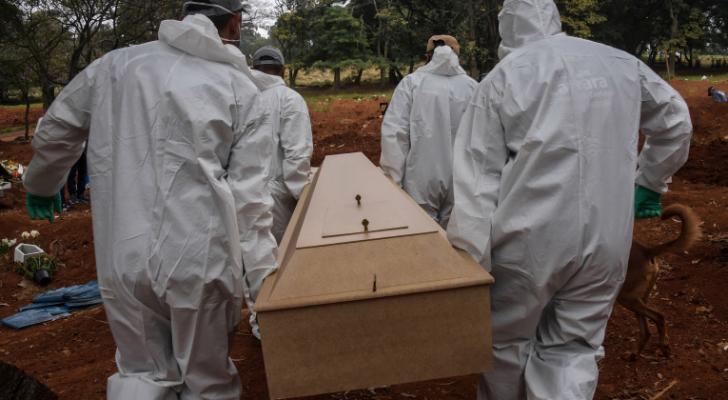 وفيات كورونا حول العالم تتجاوز 375 ألفاً