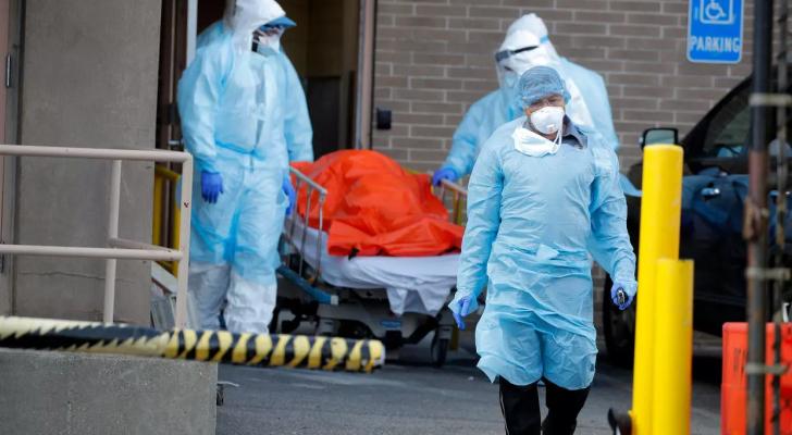 ليصل إجماليّ الوفيّات الناجمة عن الوباء في هذا البلد إلى أكثر من 106 آلاف وفاة