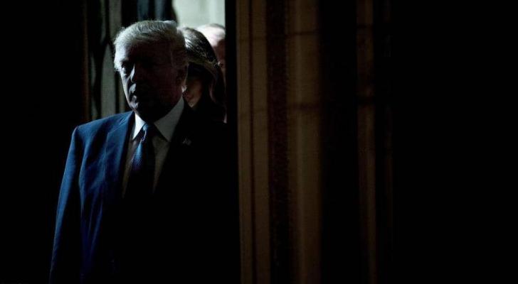 الرئيس الأمريكي دونالد ترمب - ارشيفية