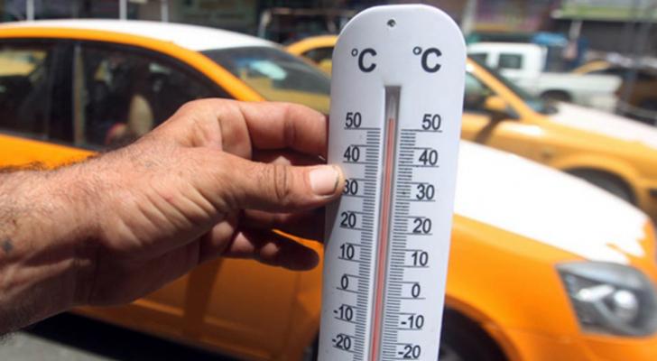 أعلى درجة حرارة تم تسجيلها في العالم كانت 58 درجة مئوية في منطقة العزيزية في ليبيا عام 1922