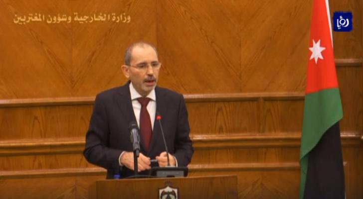 وزير الخارجية وشؤون المغتربين أيمن الصفدي