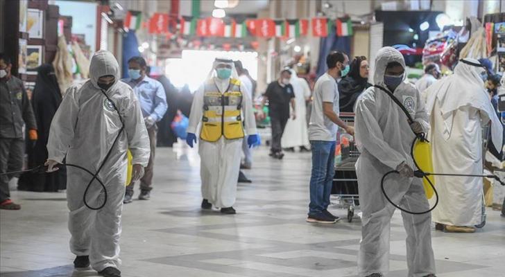 630 إصابة جديدة بكورونا بالكويت منها 26 في قرية المهبولة