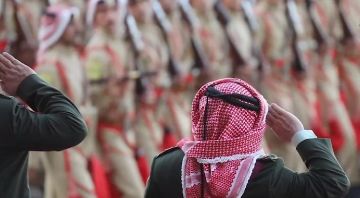 ذكرى الثورة العربية الكبرى ويوم الجيش وعيد الجلوس الملكي