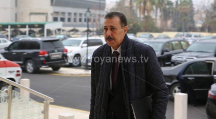 وزير التربية والتعليم الدكتور تيسير النعيمي - ارشيفية