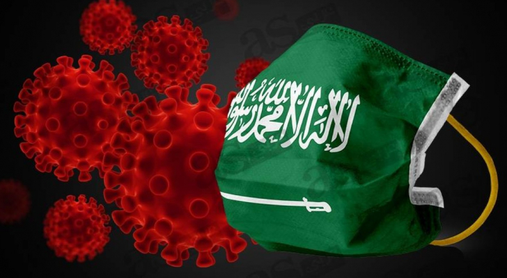 1317 حالة في الرياض لوحدها