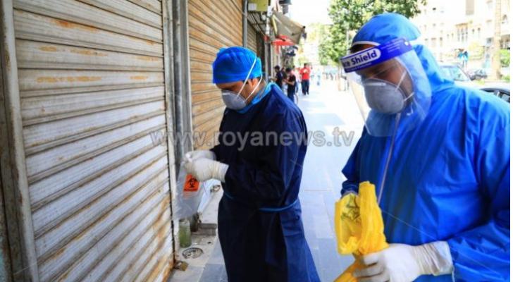 الحكومة: تسجيل اصابة بكورونا في جرش مجهولة المصدر
