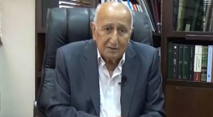 وزير الصناعة والتجارة الأسبق محمد عصفور