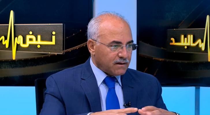 وزير التربية والتعليم الأسبق الدكتور فايز السعودي