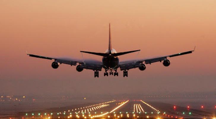 طائرة مدينة