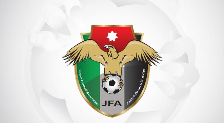 شعار الاتحاد الأردني لكرة القدم