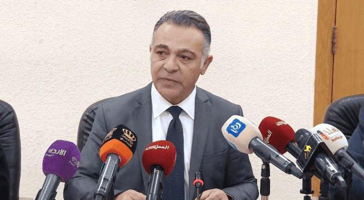 وزير التخطيط والتعاون الدولي الدكتور وسام الربضي