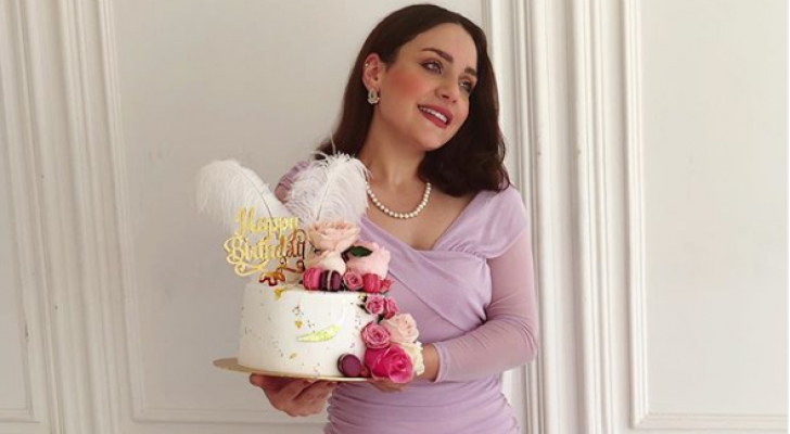 ابنة الفنانة اللبنانية هيفاء وهبي، زينب فياض