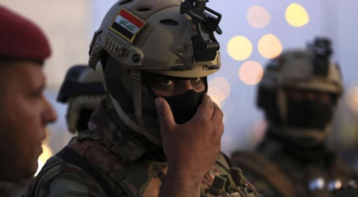 احد عناصر الجيش العراقي