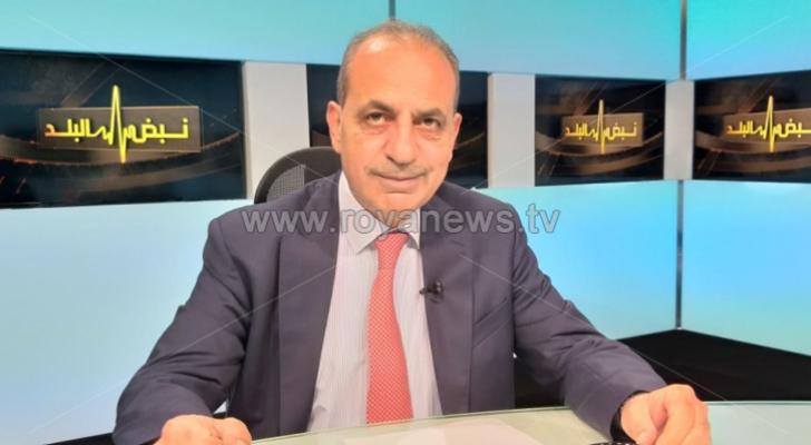 وزير الإدارة المحلية وليد المصري