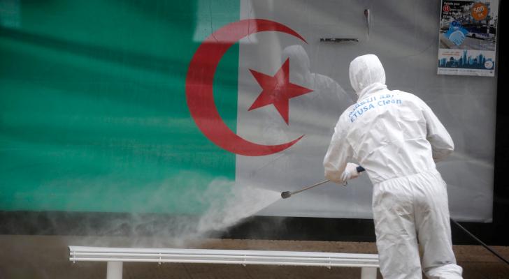الجزائر: 7 وفيات و283 إصابة جديدة بكورونا