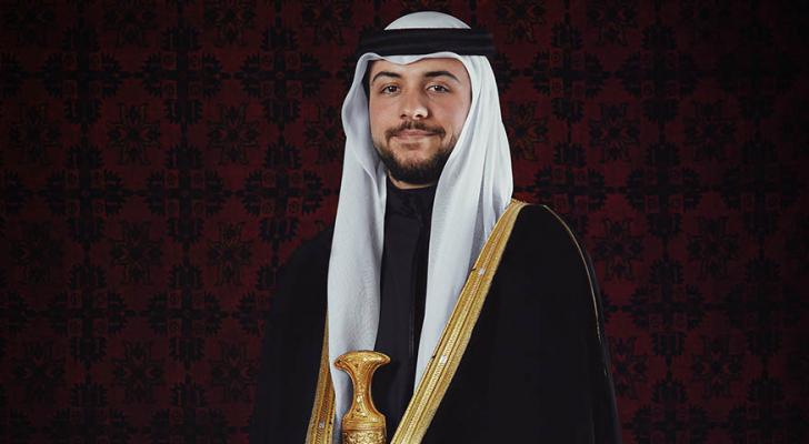 ولي العهد، سمو الأمير الحسين بن عبدالله الثاني