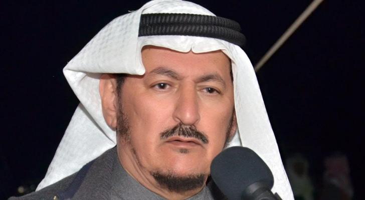 النائب الكويتي السابق مبارك الدويلة