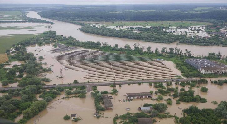 الأمطار الغزيرة تودي بحياة 12 شخصا في الصين