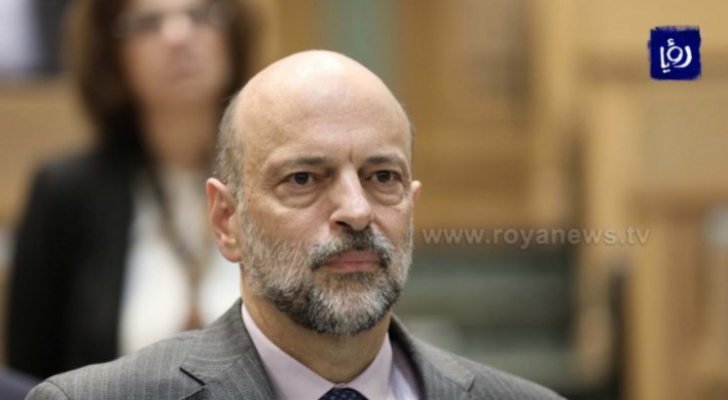 رئيس الوزراء الدكتور عمر الرزاز