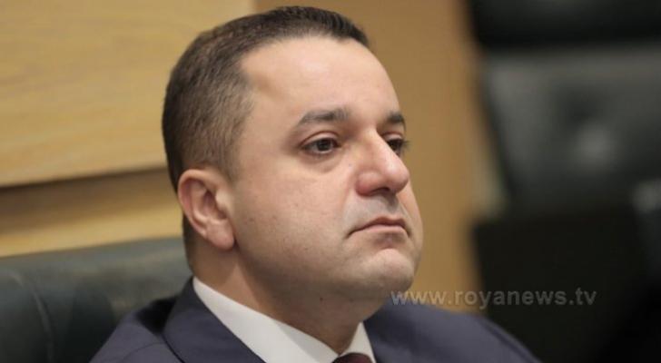 وزير المالية محمد العسعس