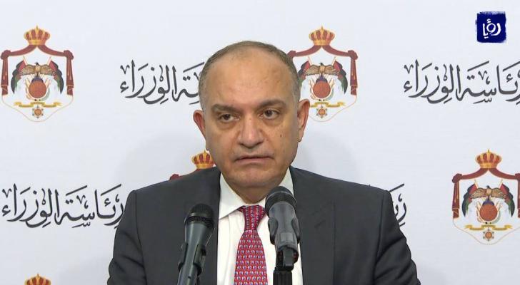 وزير الدولة لشؤون الإعلام والاتصال، أمجد العضايلة